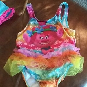 Other - Trolls bathing suit